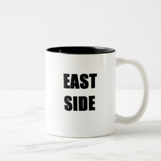 East Side Two-Tone Coffee Mug