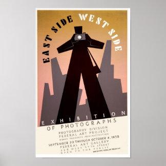 East Side West Side Poster
