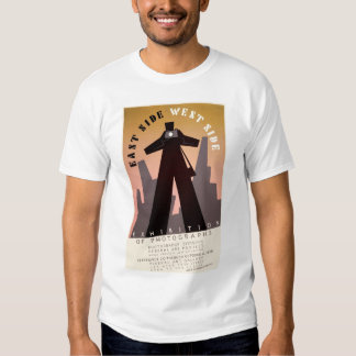 East Side West Side T-shirt