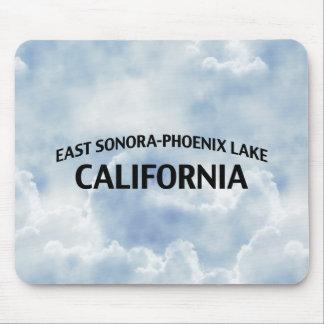 East Sonora-Phoenix Lake California Mouse Pad