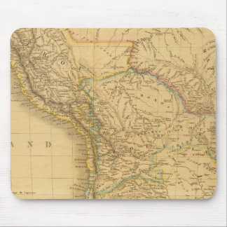 EaSt. South America Mouse Mat