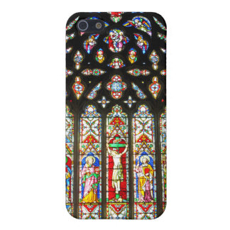 East Stained Glass Window Christ Church Cathedral iPhone 5 Covers