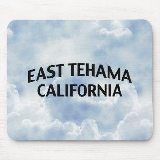 East Tehama California Mouse Pads