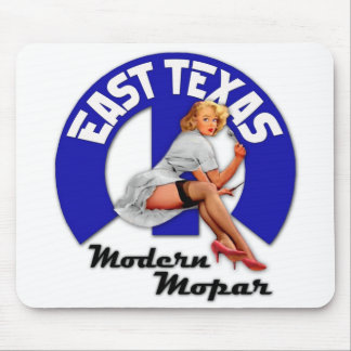 East Texas Modern Mopar Mouse Mat
