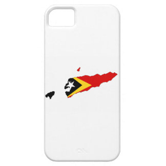 east timor country flag map shape l'este iPhone 5 cover