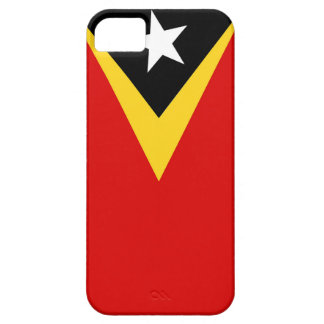 east timor country flag nation symbol long case for the iPhone 5