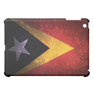 East Timor Flag Firework Case For The iPad Mini