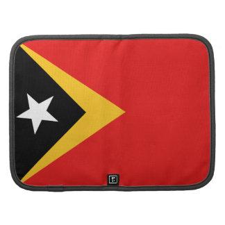 East Timor Flag Folio Organizer