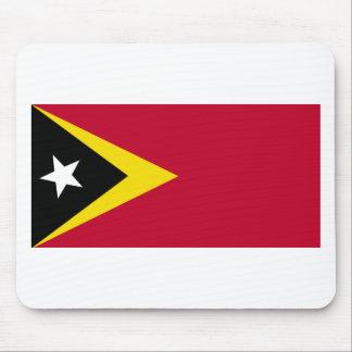 East Timor Flag Mousepad