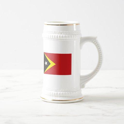 East Timor Flag Mug