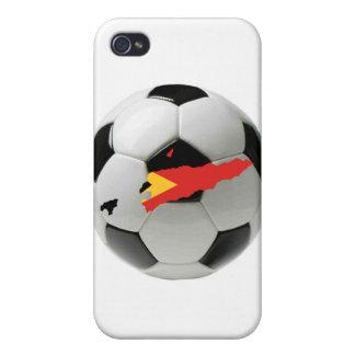 East Timor football soccer iPhone 4 Cases