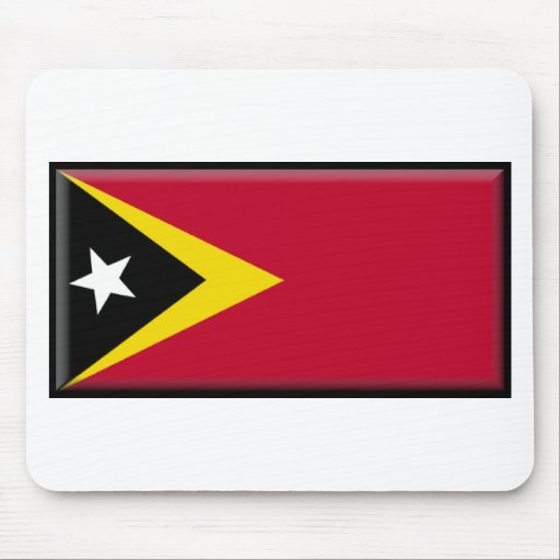 East Timor Mouse Pads