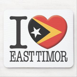 East Timor Mouse Mat