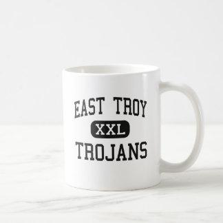East Troy - Trojans - Junior - East Troy Wisconsin Coffee Mug