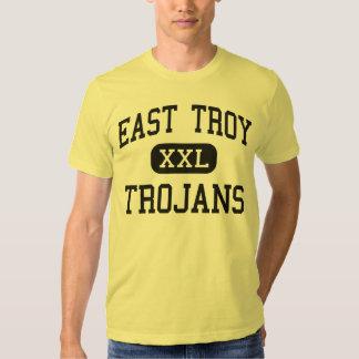East Troy - Trojans - Junior - East Troy Wisconsin Shirts