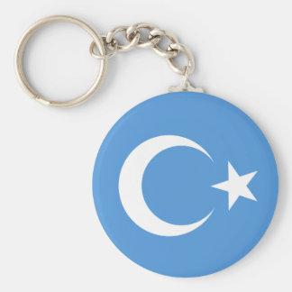 East Turkestan Key Ring