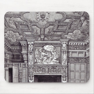 East View of first floor of Sir Paul Pindar's Mouse Mat