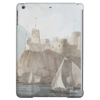 East View of the Forts Jellali and Merani, Muskah, iPad Air Cover