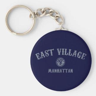 East Village Key Ring