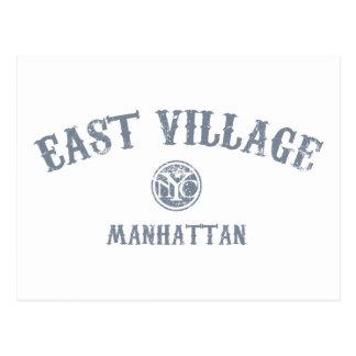 East Village Post Cards