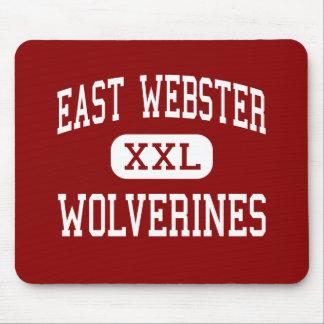 East Webster - Wolverines - High - Maben Mouse Mat