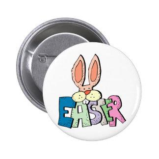 Easter 6 Cm Round Badge