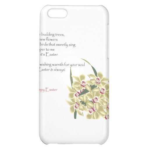 easter-7 iPhone 5C cover