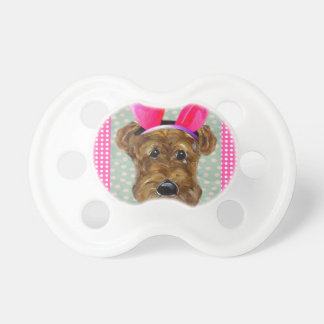EASTER AIREDALE DUMMY