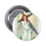 Easter Angel Badges