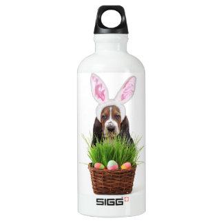 Easter Basset hound SIGG Traveller 0.6L Water Bottle