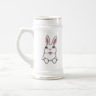 Easter Beer Mug Coffee Cup Festive Bunny Mug