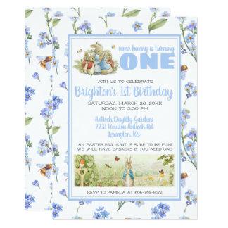 Easter Birthday | Little Bunny Card