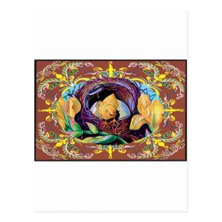 EASTER BLESSINGS 2 jpg Postcards