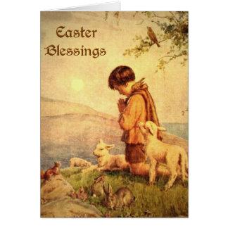 Easter Blessings Cards