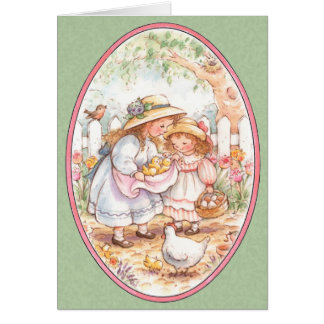 Easter Blessings - Greeting Card