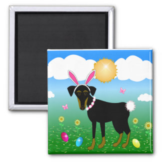 Easter Buddy Magnet