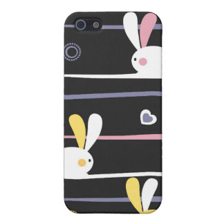 Easter Bunnies i iPhone 5/5S Cover