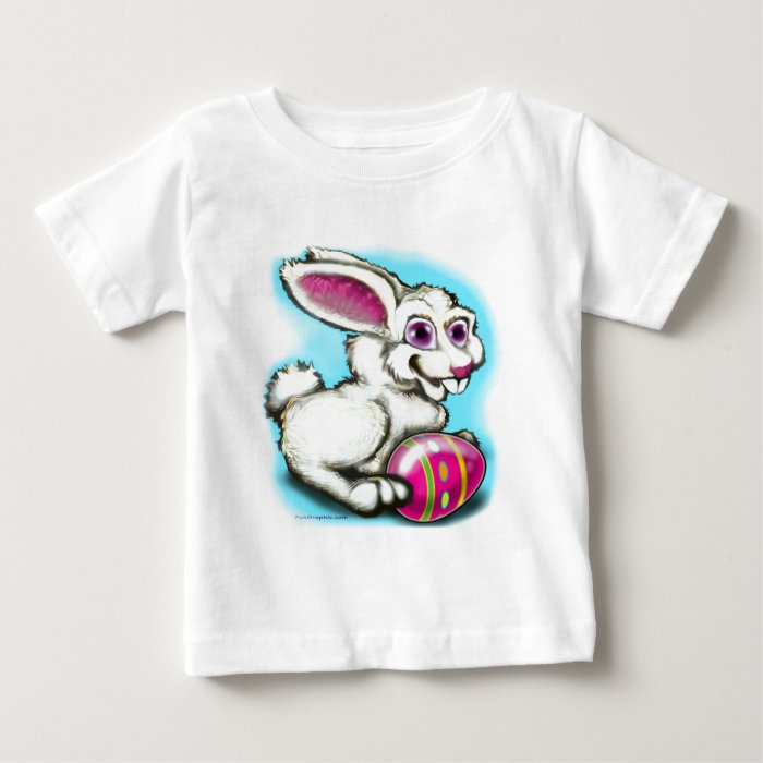 Easter Bunny 2 Baby T-Shirt
