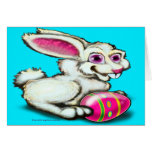 Easter Bunny 2 Greeting Card