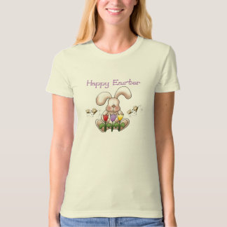 Easter Bunny 2 - Happy Easter Tee