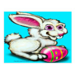 Easter Bunny 2 Postcard
