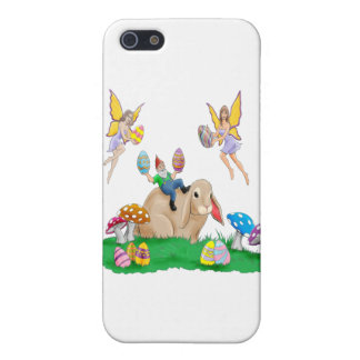 Easter Bunny And Friends Case For iPhone 5
