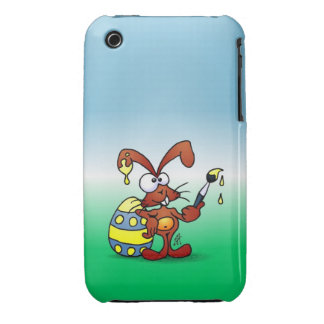 Easter Bunny iPhone 3 Covers