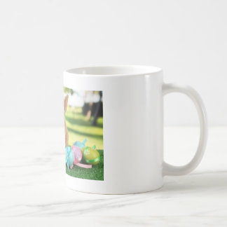 Easter Bunny Coffee Cup