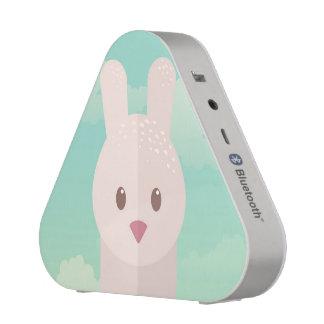 Easter Bunny Cute Animal Nursery Art Illustration