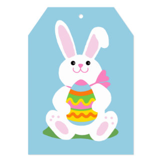 "Easter Bunny Decoration| Egg Hunt 5"" X 7"" Invitation Card"