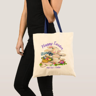 Easter Bunny Exclusive Tote