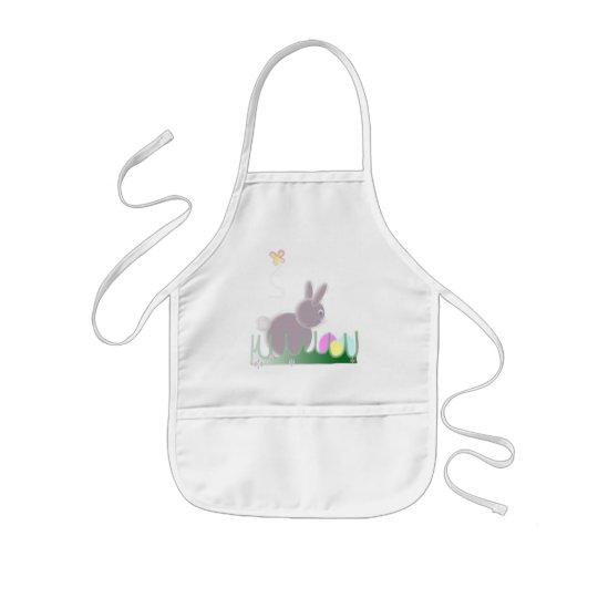 Easter Bunny Kiddies Apron