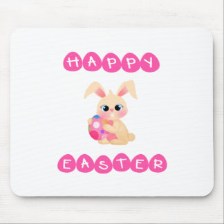 Easter Bunny Mouse Mat