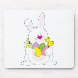 Easter Bunny Mouse Pads